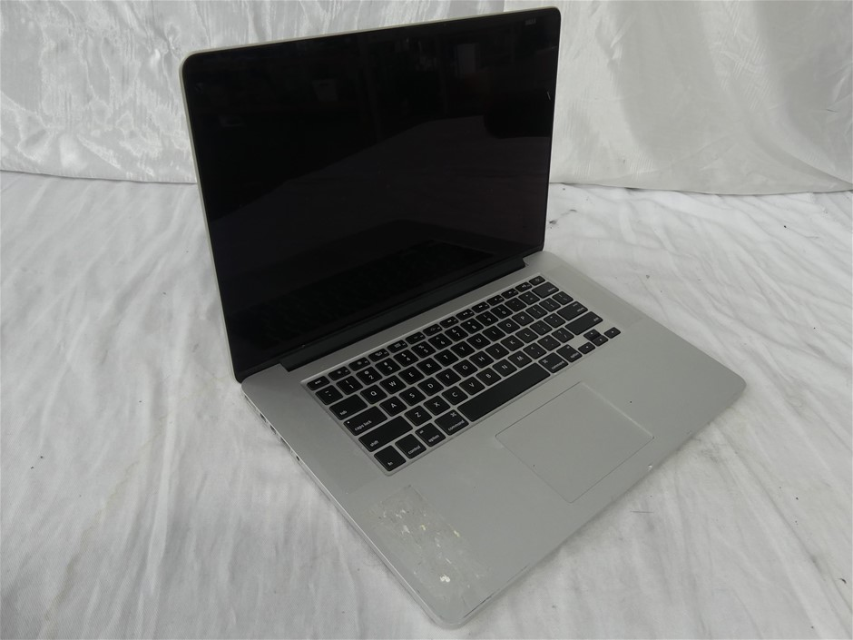 Apple MacBookPro10,1 15-inch Notebook