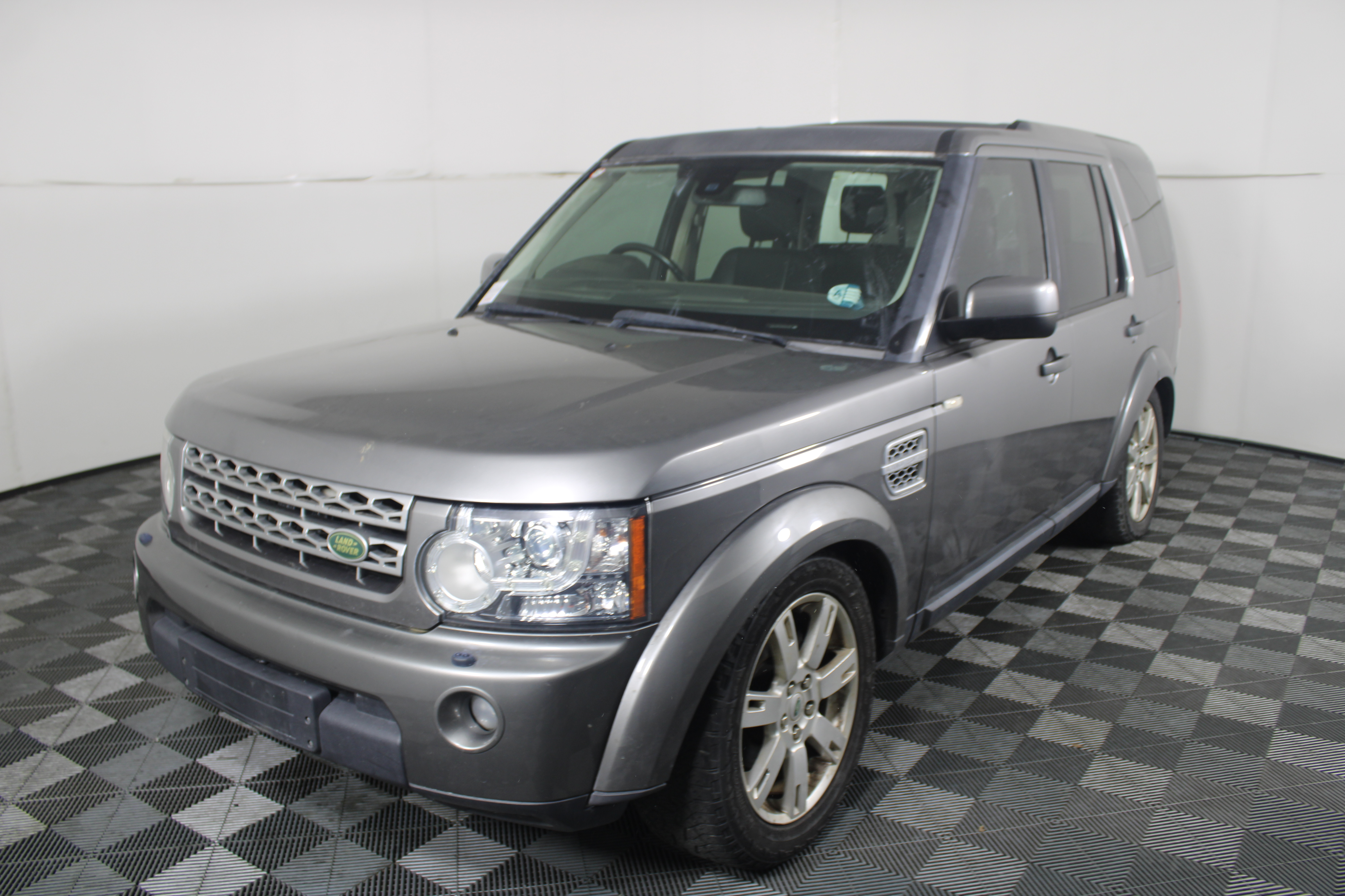 2009 Land Rover Discovery 4 2.7 TDV6 Series 4 T/D Auto 7Sts Wagon(WOVR+REP)