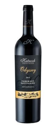Katnook Odyssey Cabernet Sauvignon 2015 (6x 750mL).
