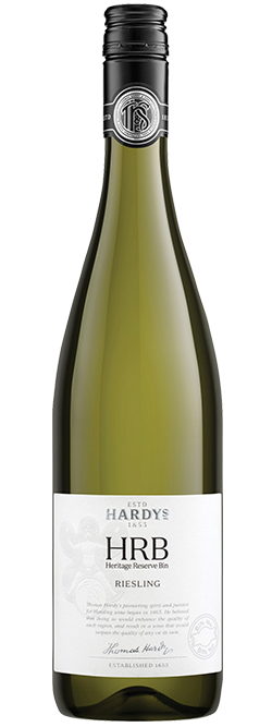 Hardys HRB Riesling 2020 (6x 750mL), AUS