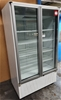 Orford Two door display fridge - 4 Racks