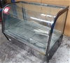Buffalo Benchtop heated display - Curved glass
