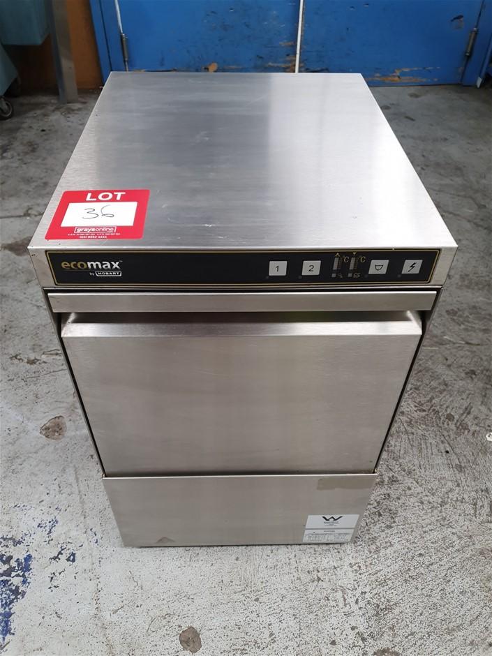 Ecomax 402 Undercounter Glasswasher - 10A/240V