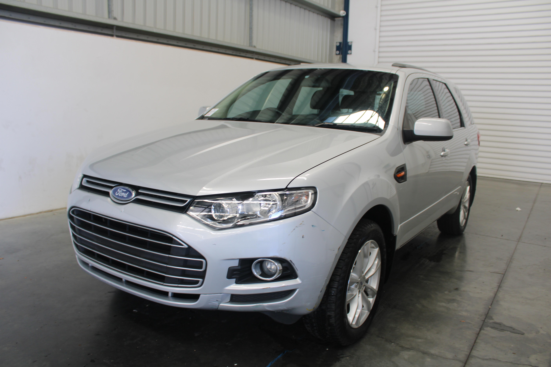 2014 Ford Territory TS (RWD) SZ Automatic 7 Seats Wagon