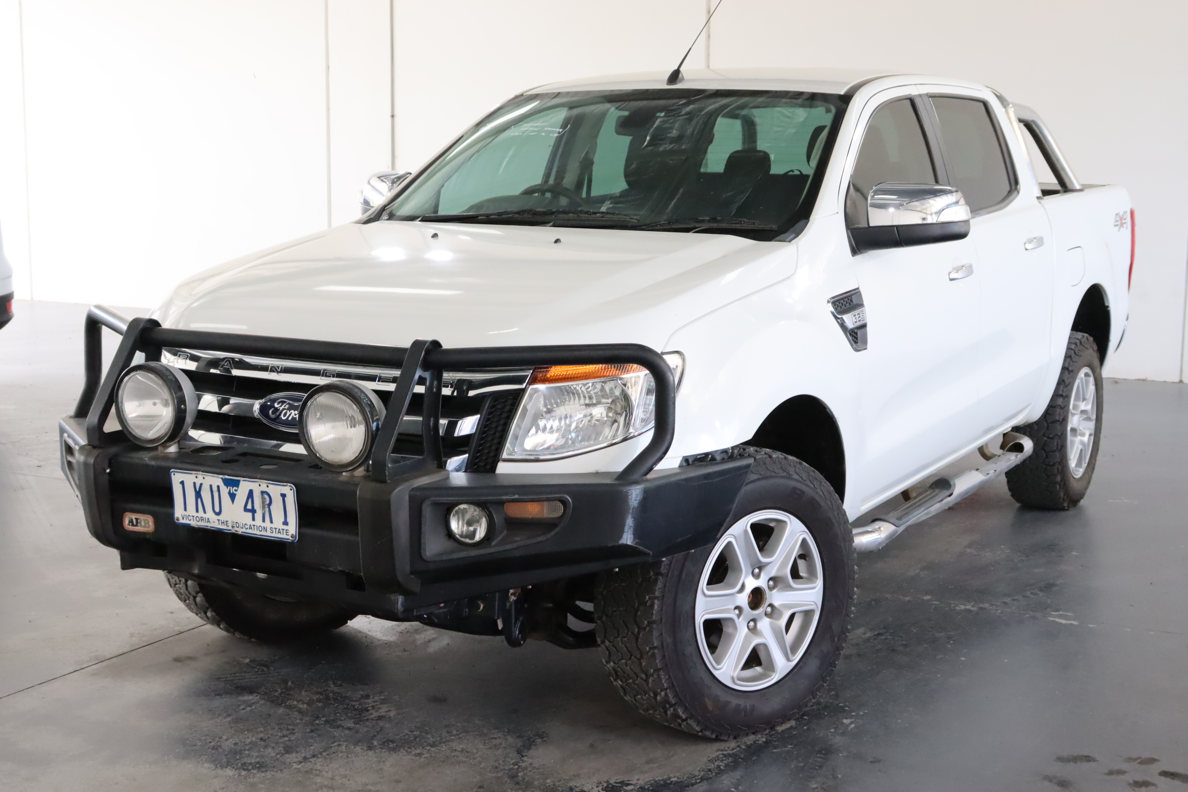 2014 Ford Ranger XLT 4X4 PX Turbo Diesel Automatic Dual Cab