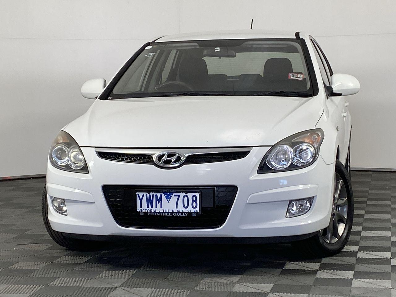 2012 Hyundai i30 SLX FD Automatic Hatchback