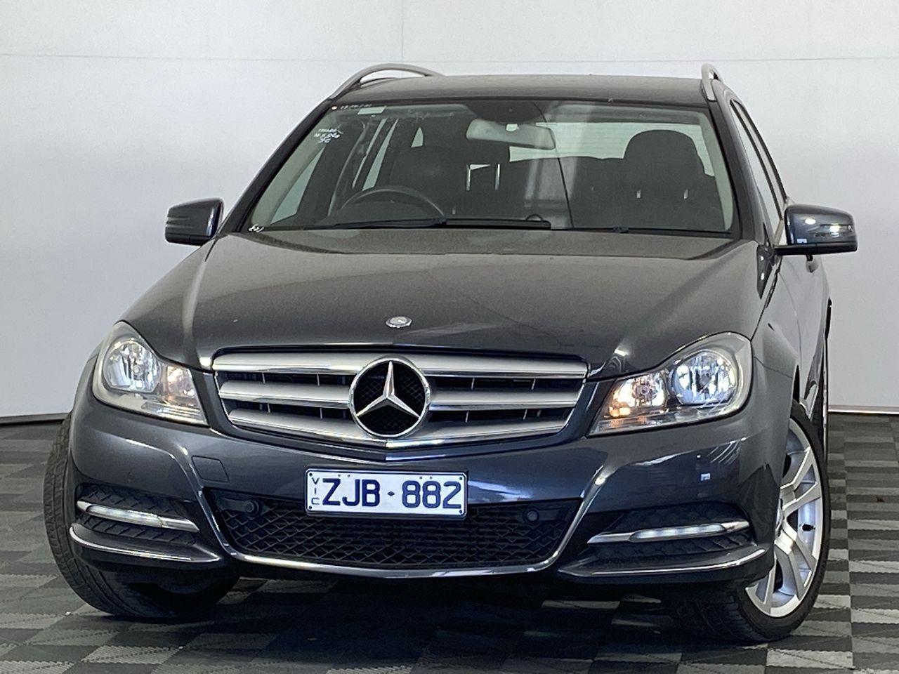 2012 Mercedes-Benz C250 Automatic Sedan