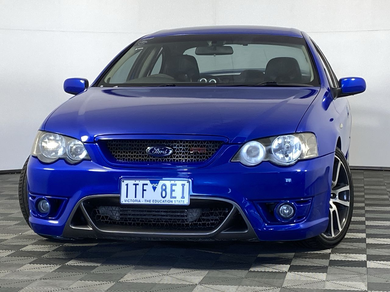 2006 FPV F6 TYPHOON BF Automatic Sedan