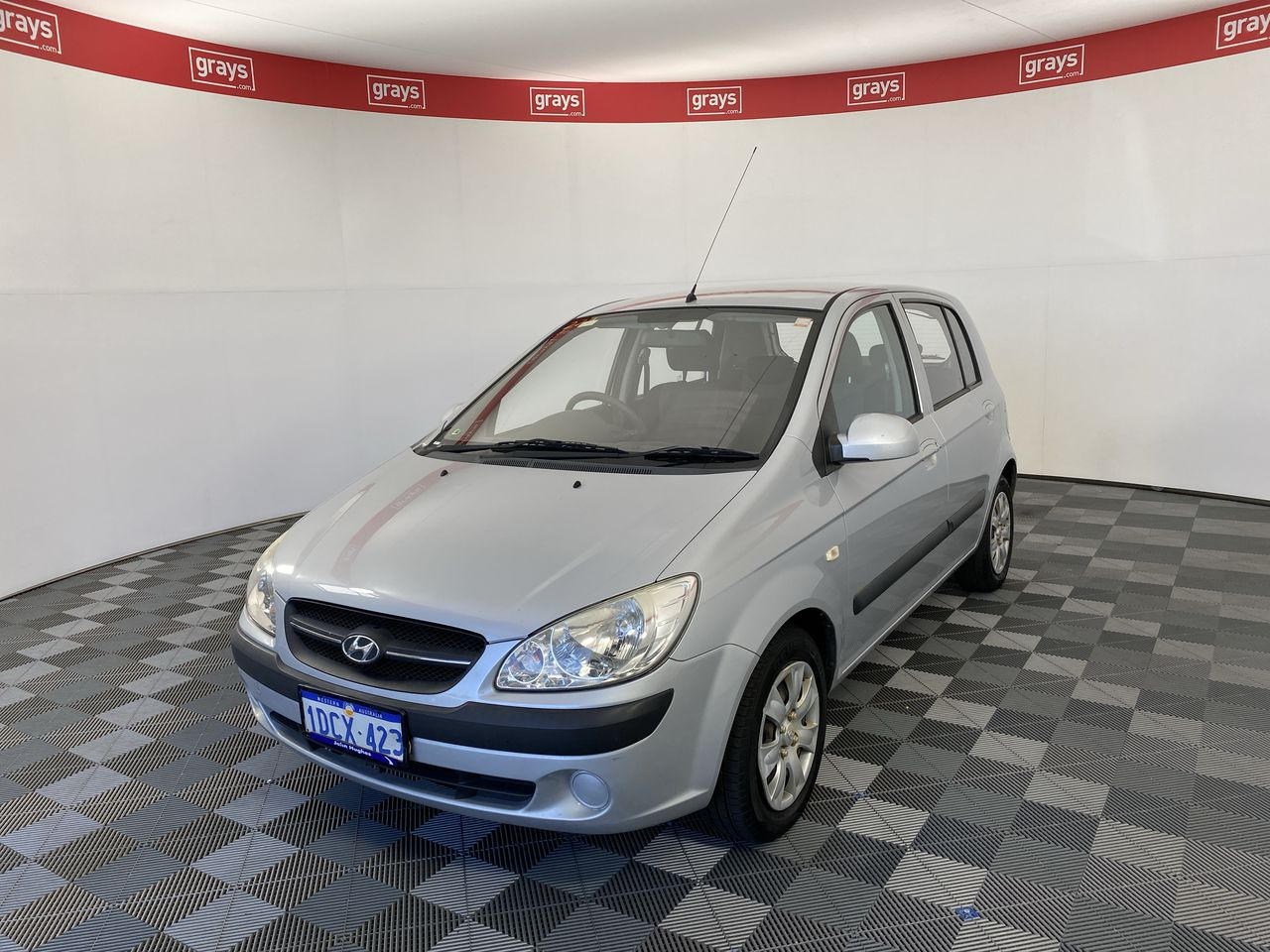 2009 Hyundai Getz S TB Manual Hatchback