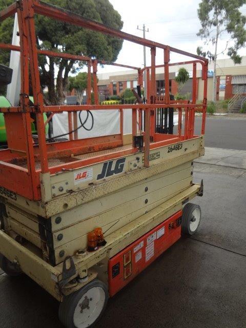 JLG 2646E3 Electric Scissor Lift (Used Unit)