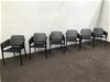 <p>Qty 6 X Arm Chairs</p>