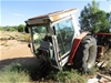 <Strong>Massey Ferguson 3080 tractor with front end loader