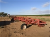 <Strong>8 metre cultivator with shields