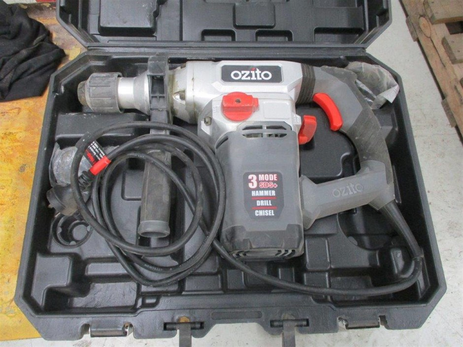 Ozito RHD-6100 Rotary Hammer Drill