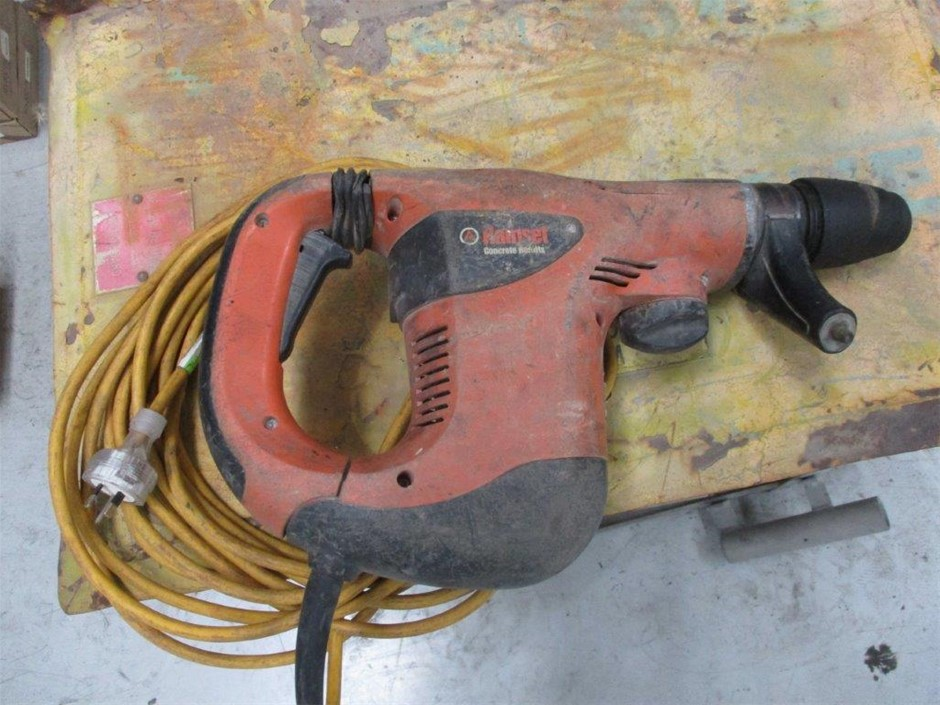Ramset Industrial Hammer Drill