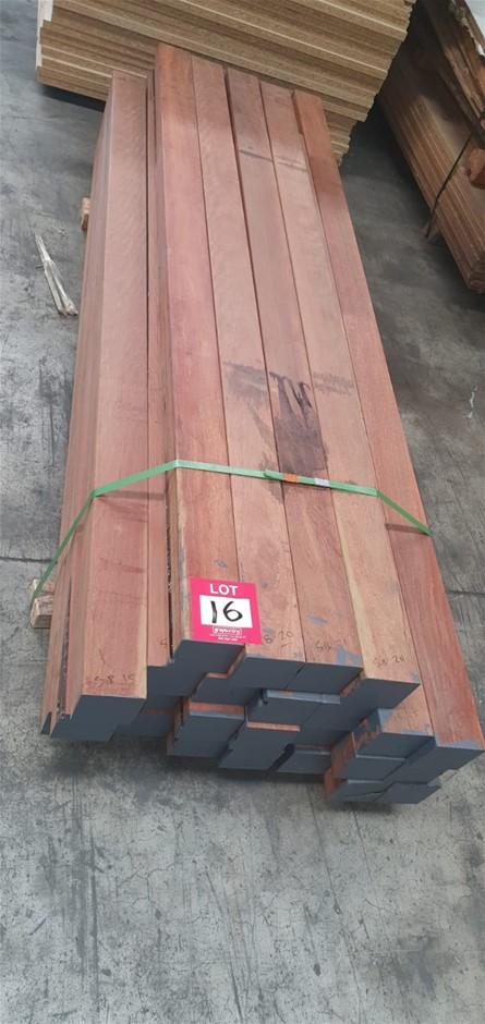 Ironbark Post 90x90 25pcs/1.8m
