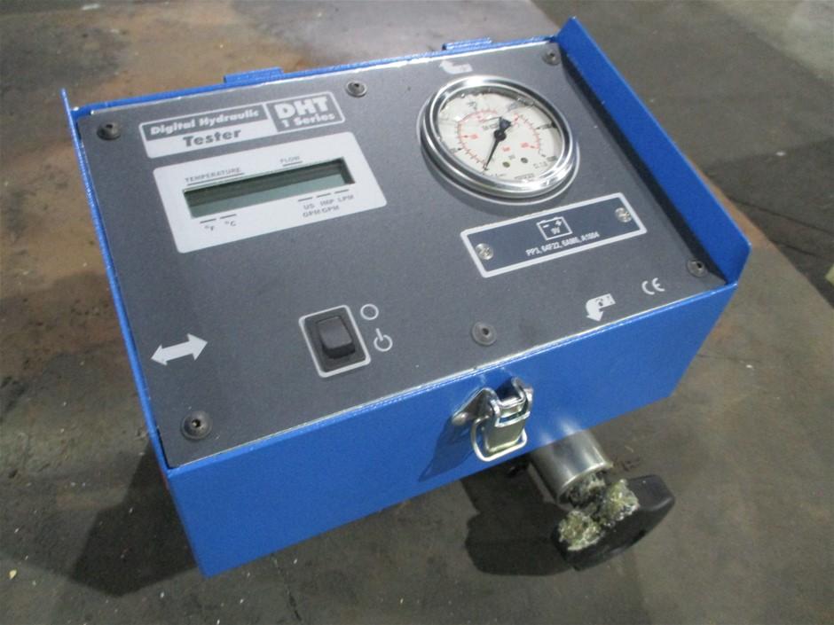 Digital Hydraulic Flow Meter
