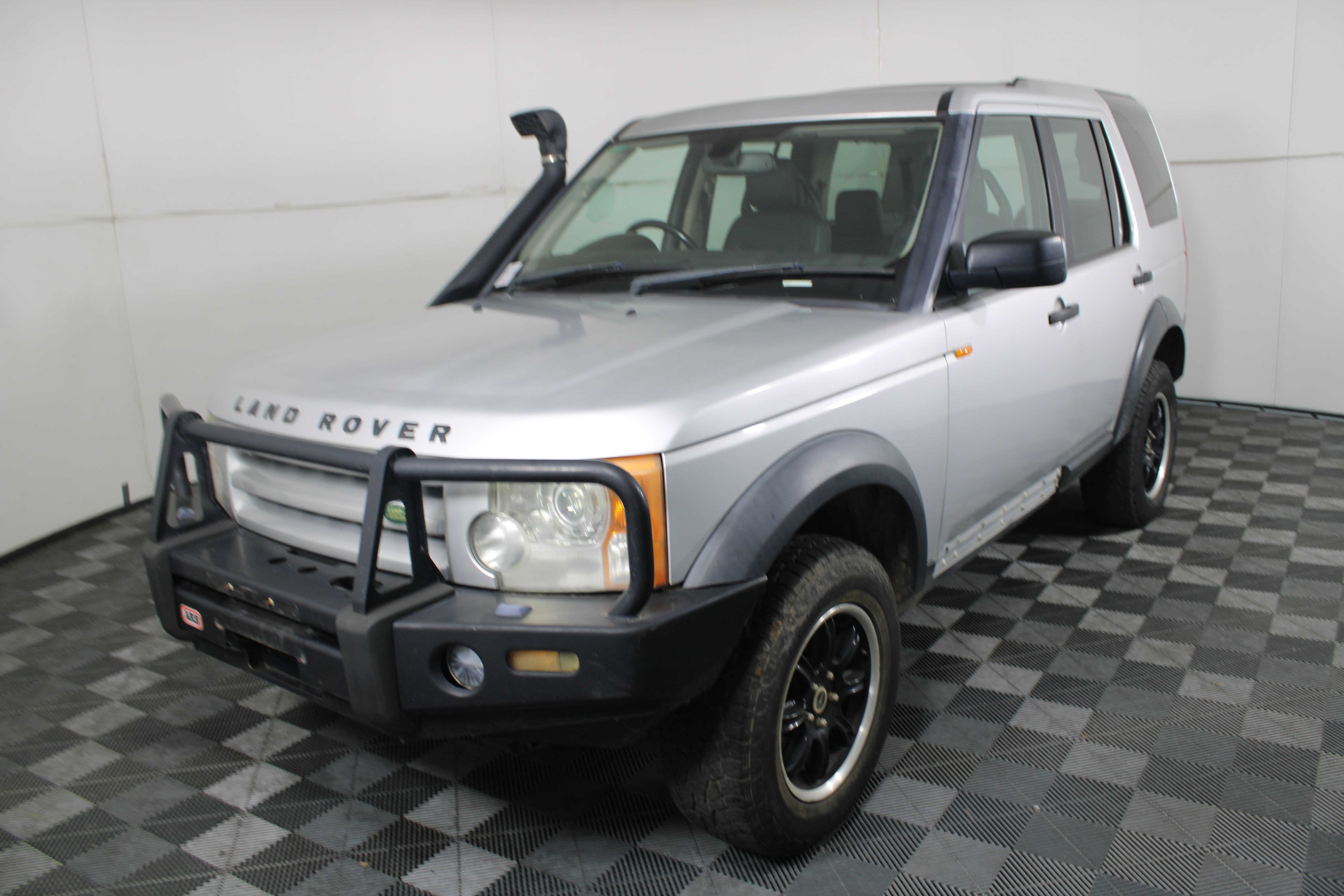 2005 Land Rover Discovery 3 SE Series III T/Diesel Auto 7 Seats (WOVR)