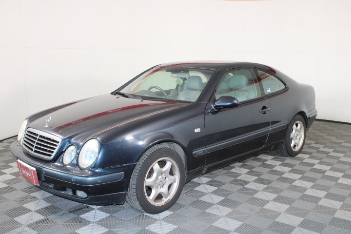 Mercedes Benz sport CLK230 Kompressor Sport C208 Automatic Coupe