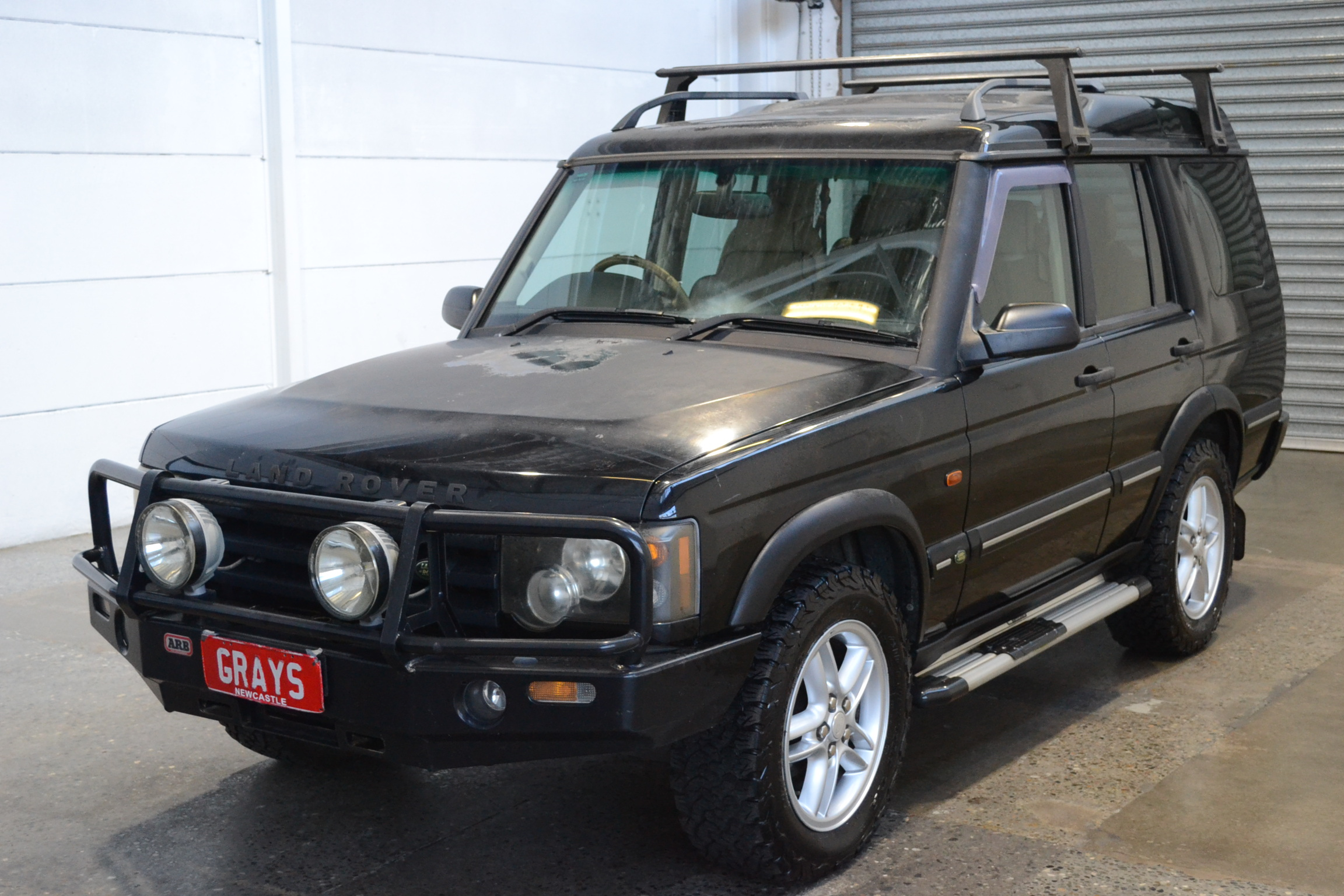2004 Land Rover Discovery S (4x4) Automatic Wagon
