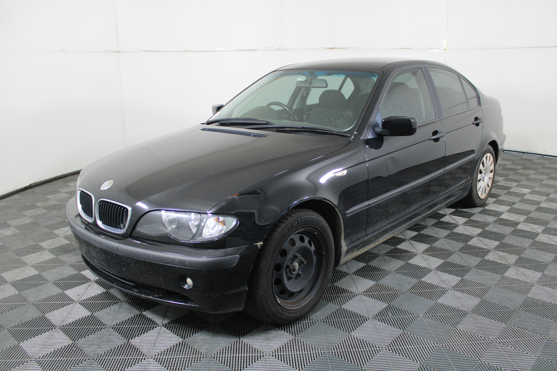 2003 BMW 3 18i E46 Automatic Sedan (WOVR)