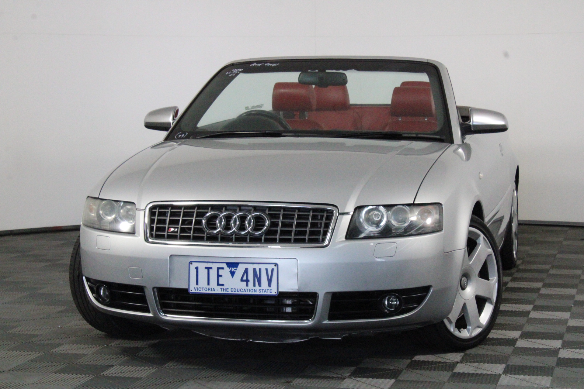 2005 Audi S4 Cabriolet B6 Automatic Convertible