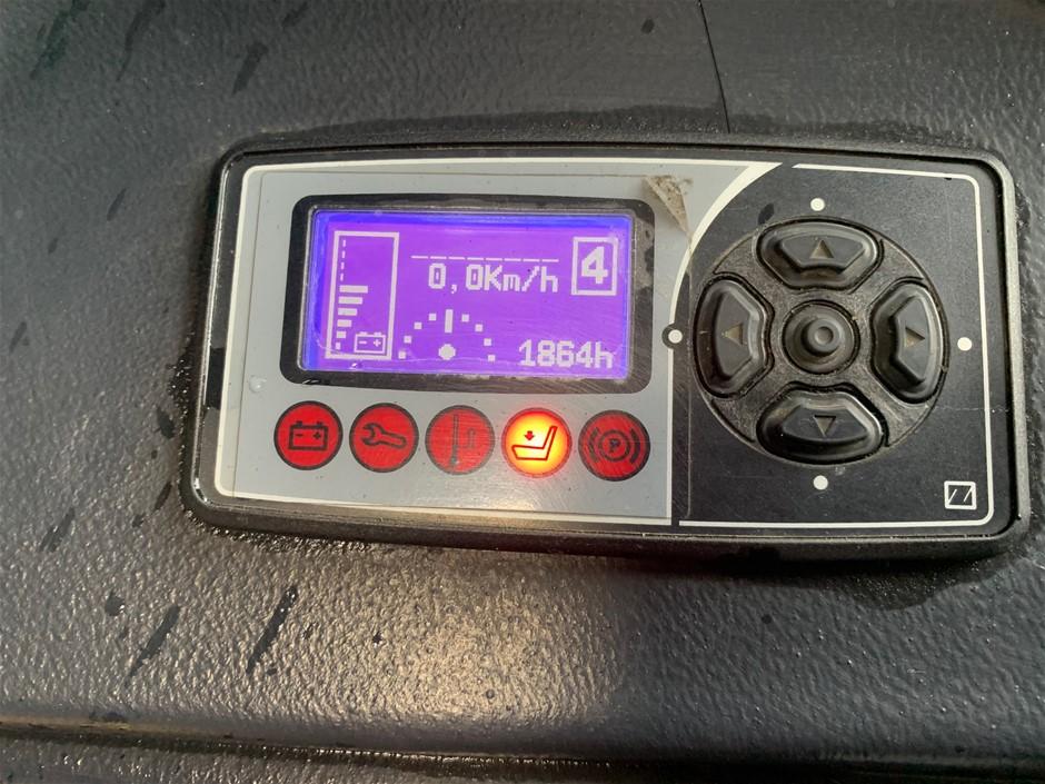 2018 Enforcer EFB16T Electric