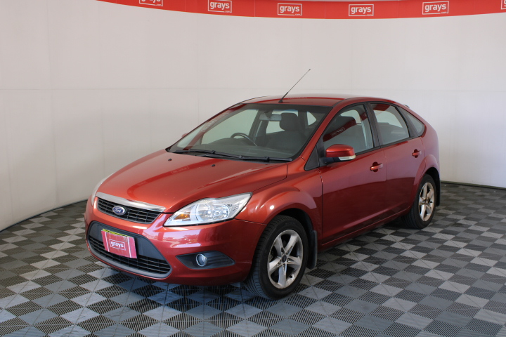 2010 Ford Focus LX LV Automatic Hatchback