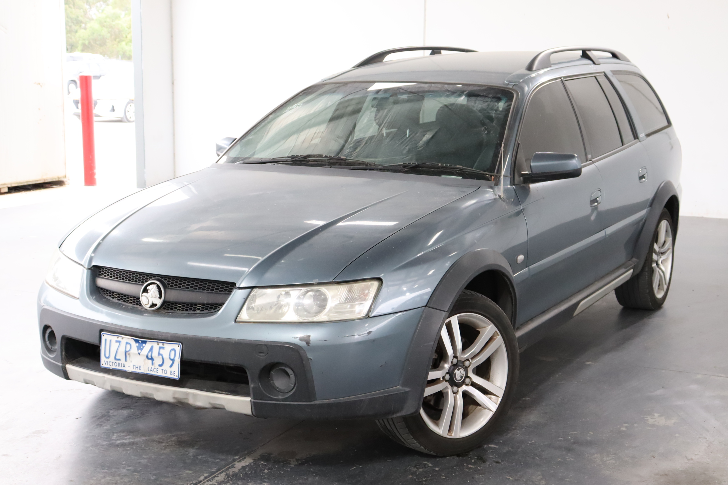 2006 Holden Adventra CX6 VZ Automatic Wagon