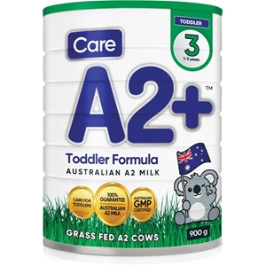 Care A2 + Stage 3 Baby Formula (1x 900g)