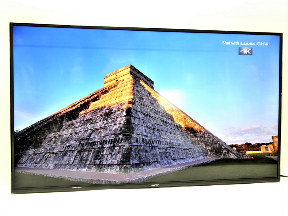 Blaupunkt 50-Inch 4K Ultra HD Smart TV