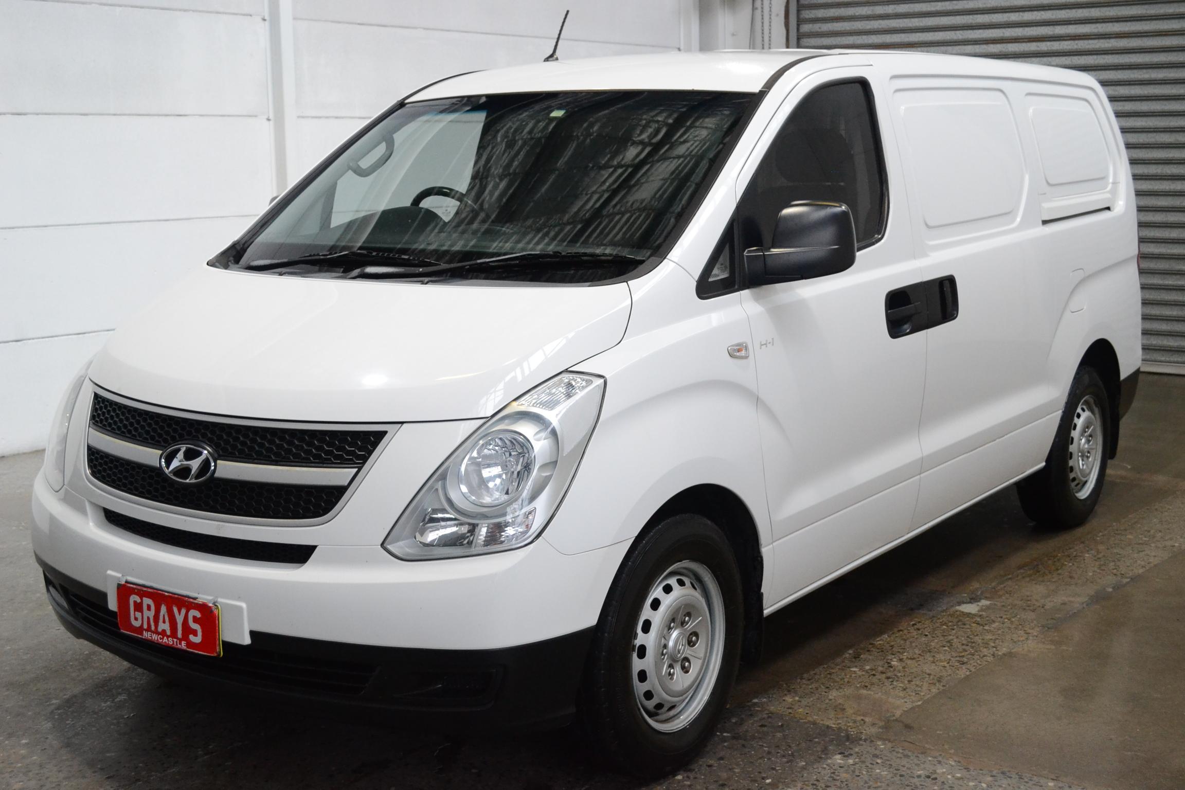 2013 Hyundai iLOAD TQ Turbo Diesel Automatic Van
