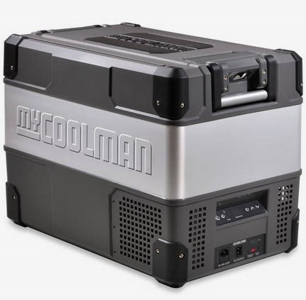 my COOLMAN 44L Portable Fridge/Freezer, AC 240V DC 12/24. (SN:CC73417) (279