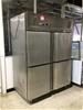 GN1410BT4D Commercial Freezer on Castors