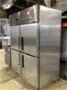 Mitchel Refrigeration 1175GNR Commercial Freezer on Castors