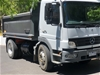 2007 Mercedes Benz 1518 4 x 2 Tipper Truck