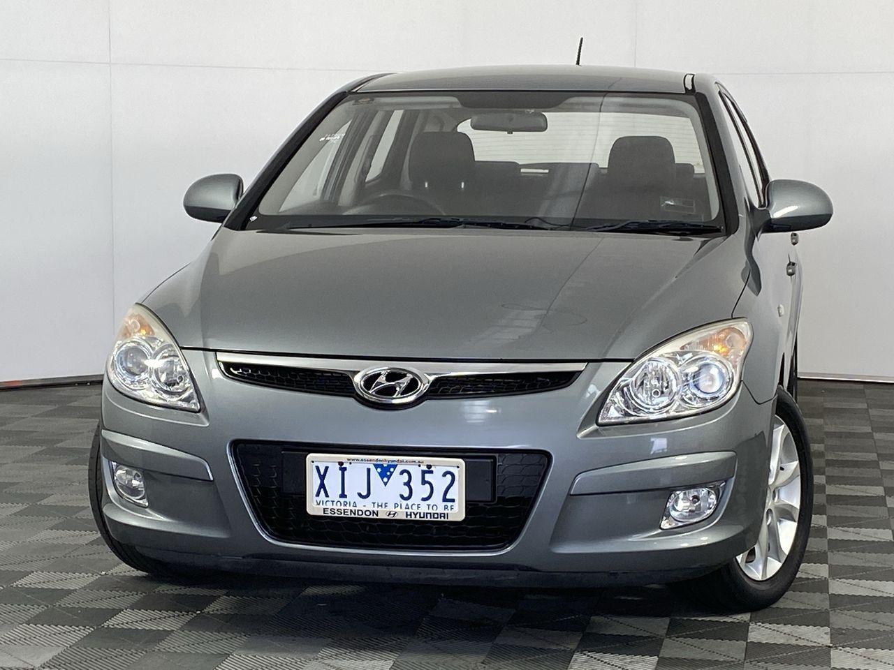 2009 Hyundai i30 SLX FD Manual Hatchback