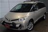 2013 Toyota Tarago GLX ACR50R CVT 8 Seats People Mover