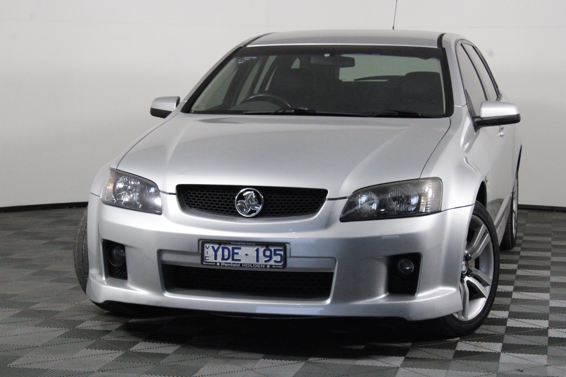 2010 Holden Sportwagon SV6 VE Automatic Wagon