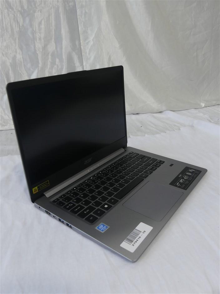Acer Swift 1 ( SF114-32-P2N7 ) 14-inch HD Laptop