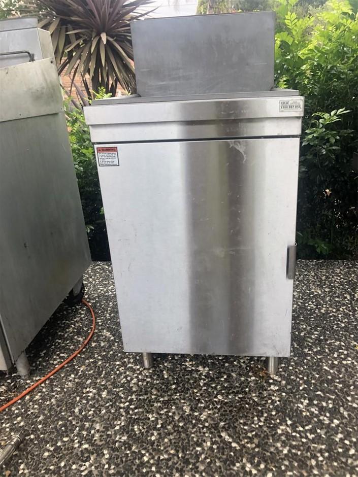 FED RC-500E 5 Burner LPG Deep Fryer