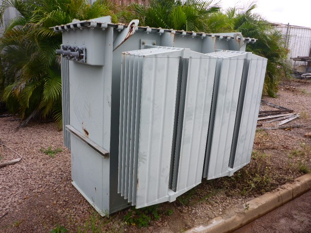 1993 Transformer (Three Phase)