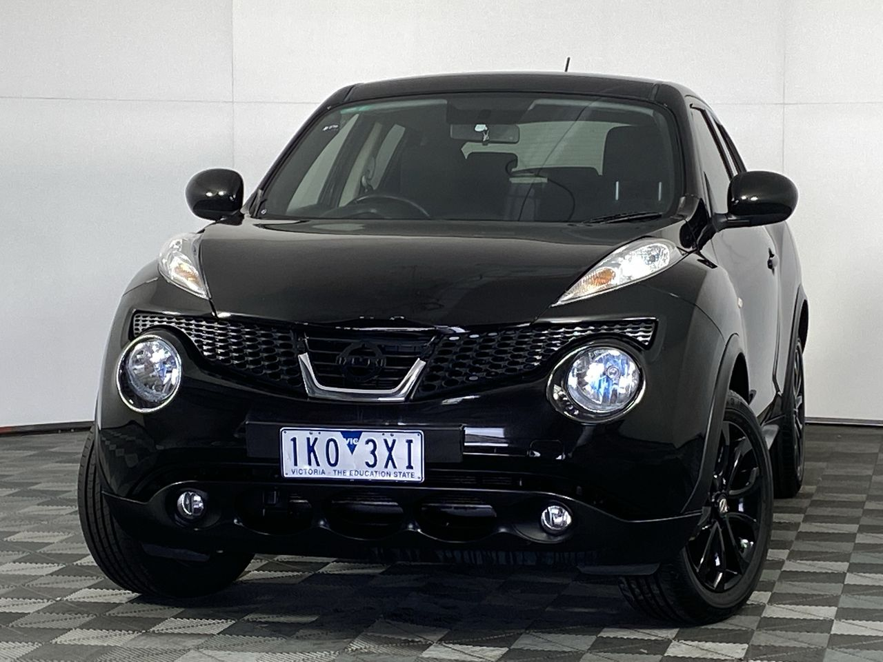 2014 Nissan JUKE ST Midnight F15 Manual Wagon