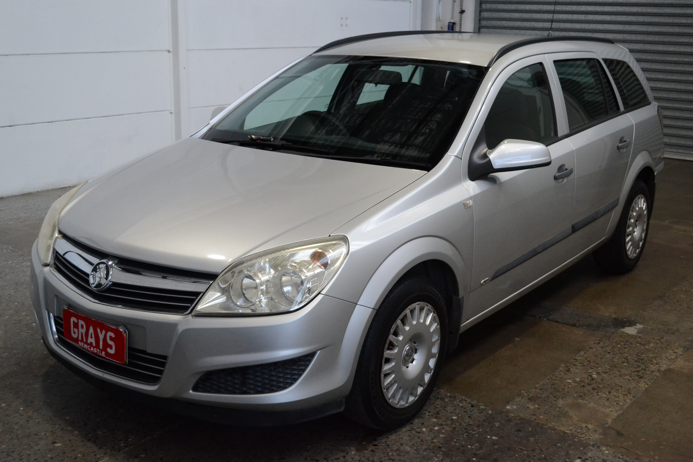 Holden Astra CD AH Automatic Wagon