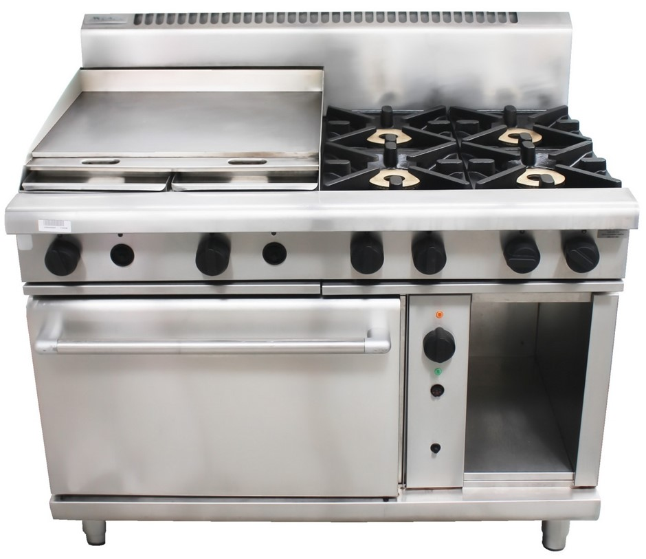 WALDORF GAS COMBINATION OVEN