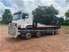 2007 Hino FY700 8 x 4 Crane Truck