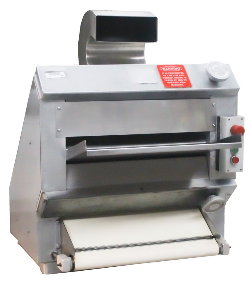 COMMERCIAL PIZZA DOUGH ROLLER