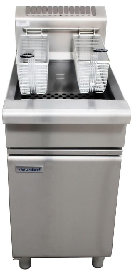 WALDORF 800 SERIES GAS SINGLE PAN DEEP FRYER