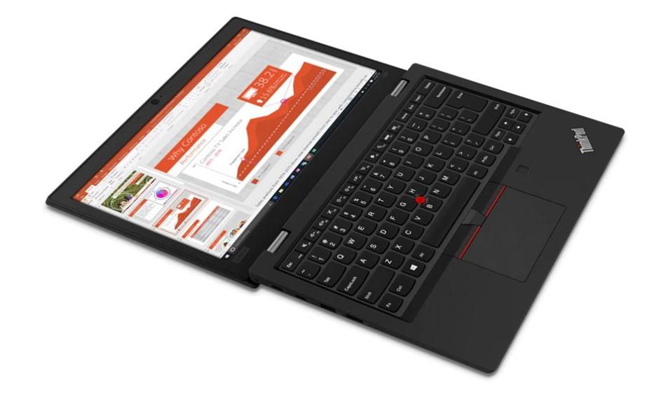 Lenovo ThinkPad L390 13.3-inch Notebook, Black