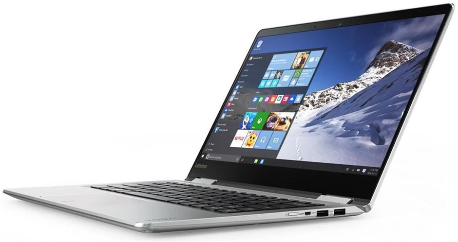 Lenovo Yoga 710-14IKB 14-inch Notebook, Silver